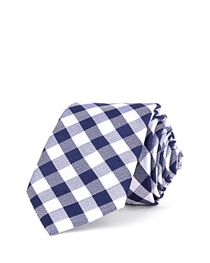 Bloomingdales Boys Boys BuffaloCheck Tie  100 Exclusive
