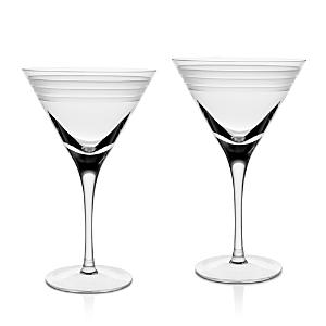 William Yeoward Crystal Madison Martini Glass, Set of 2-Home