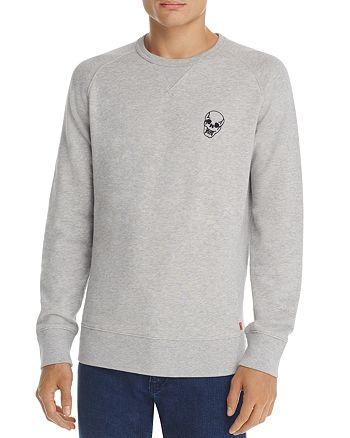 Levi's - Skull Logo Crewneck Sweatshirt