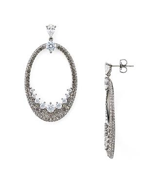 Nadri Gladys Pave Earrings