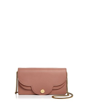 See by Chloé - Polina Leather Chain Wallet