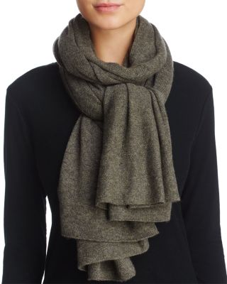 C By Bloomingdale's C BY BLOOMINGDALE'S SOLID OVERSIZED CASHMERE WRAP - 100% EXCLUSIVE