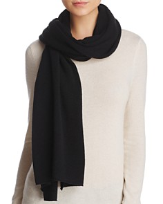 C by Bloomingdale's Solid Oversized Cashmere Wrap - 100% Exclusive_0