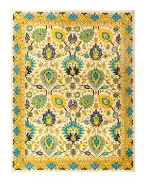 Solo Rugs Eclectic Vivid Area Rug, 9' x 12'