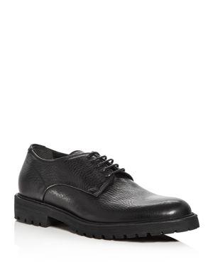 Vince Men's Bristol Leather Plain Toe Derbys