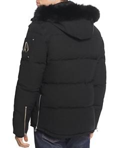 Moose Knuckles - 3Q Fur Trim Hooded Down Jacket