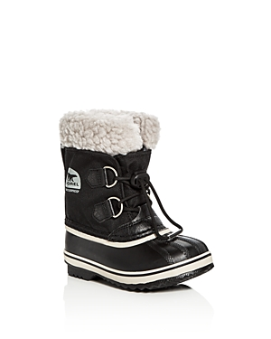 Sorel Boys Yoot Pac Nylon Cold Weather Boots  Toddler Little Kid