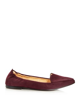 Isa Tapia - Women's Nova Suede Pointed Toe Flats - 100% Exclusive