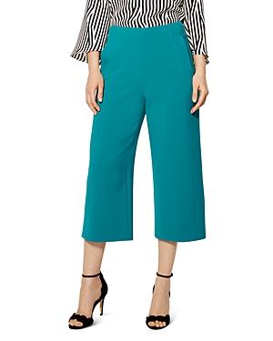 Karen Millen Cropped Wide-Leg Pants