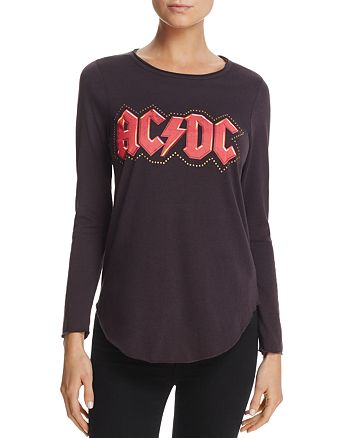 CHASER - Studded Graphic Tee