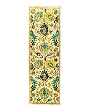 Solo Rugs Eclectic Vivid Runner Rug, 3' x 8'