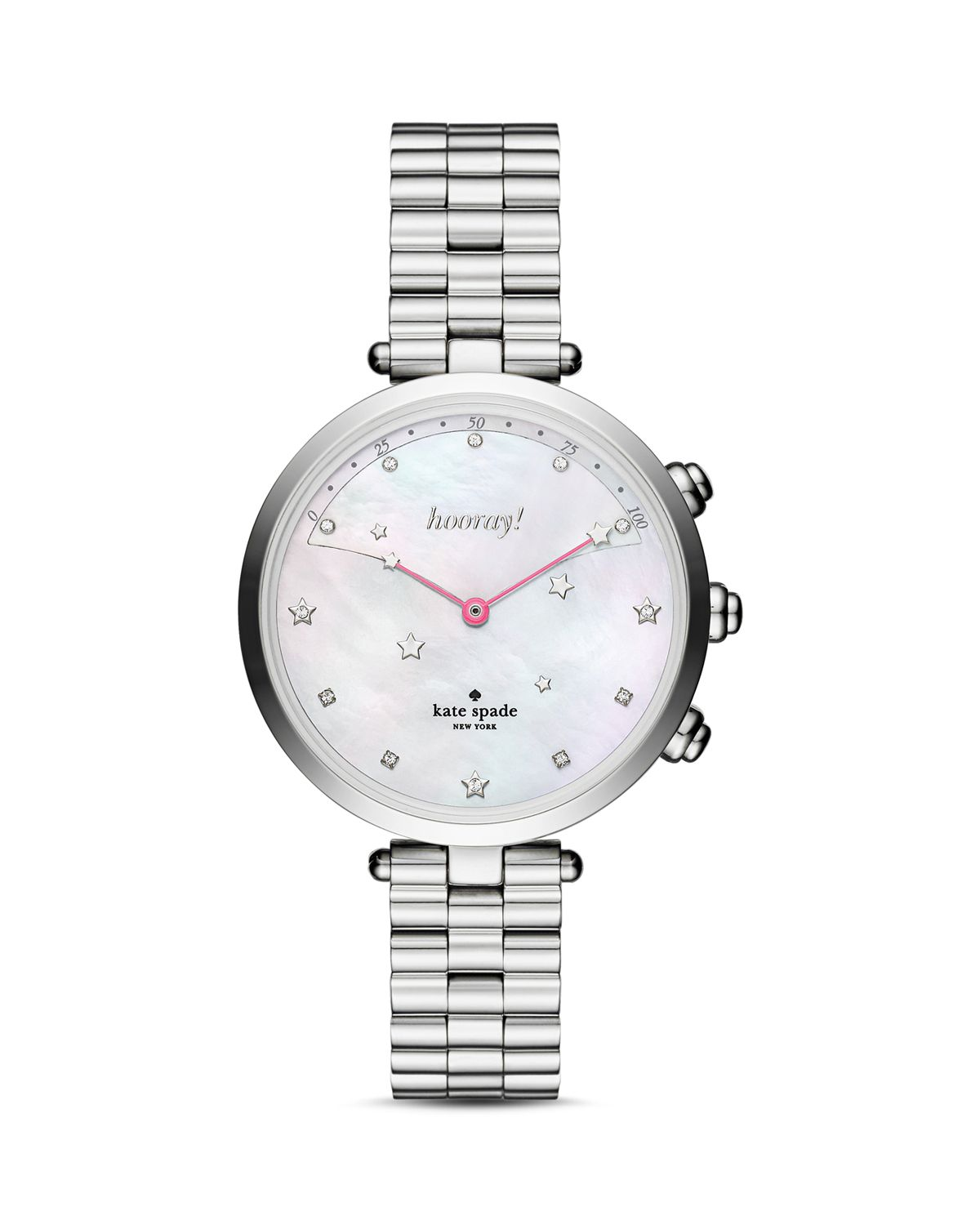 Holland Bracelet Hybrid Smartwatch, 37.5mm by Kate Spade New York