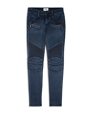 Hudson Girls' Moto Skinny Jeans - Big Kid
