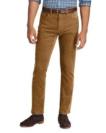 7b979f488a Polo Ralph Lauren Varick Slim Straight Corduroy Pants | Bloomingdale's