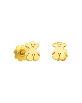 TOUS - Bear Stud Earrings