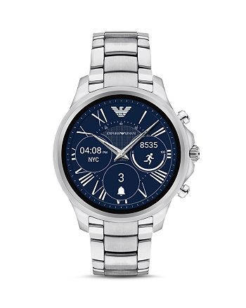 Emporio Armani - Touchscreen Smartwatch, 46mm