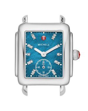 Michele Deco Watch, 31mm