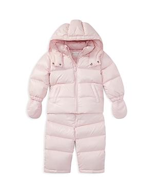 Ralph Lauren Girls Matte Jacket  Pants Snowsuit Set  Baby