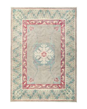Solo Rugs Eclectic Area Rug, 9' x 12'