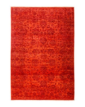 Solo Rugs Eclectic Area Rug, 9' x 6' 3