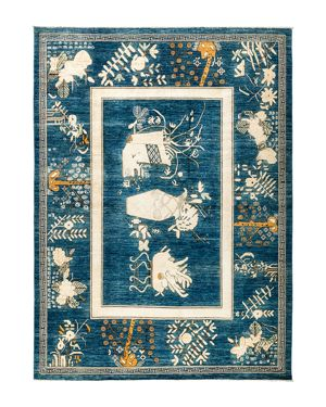 Solo Rugs Eclectic Area Rug, 9' x 12' 2715917