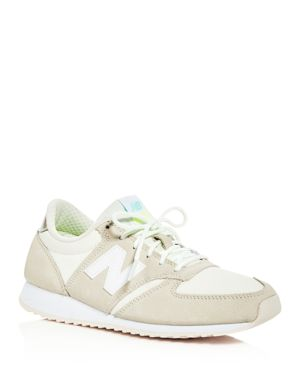 New Balance Women's 420 Lace Up Sneakers