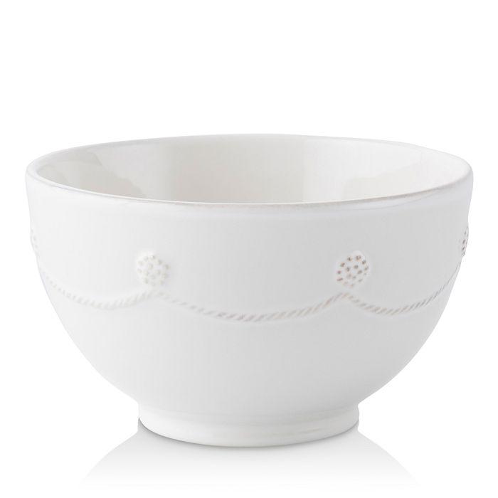 Juliska - Berry & Thread Whitewash Cereal /Ice Cream Bowl