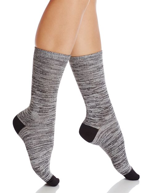HUE - Super Soft Crew Socks