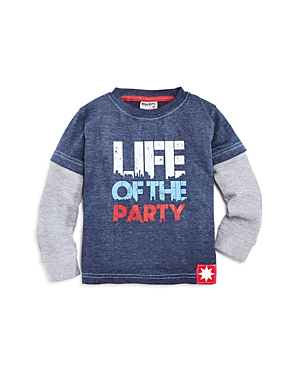 Mish Mish Boys Life of the Party LayeredLook Tee  Baby