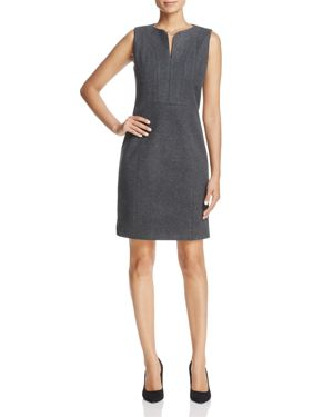 T Tahari Julia Sleeveless Sheath Dress