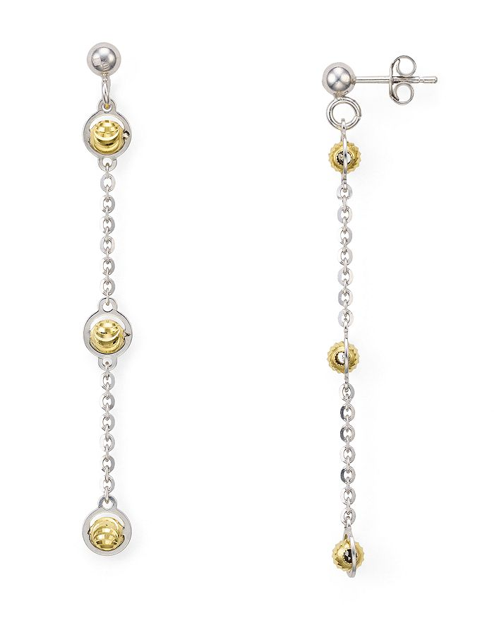 Officina Bernardi - Beaded Drop Earrings