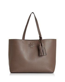 Tory Burch - McGraw Medium Leather Tote