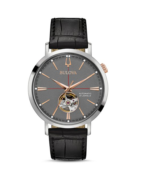 Bulova - Classic Slim Watch, 41mm