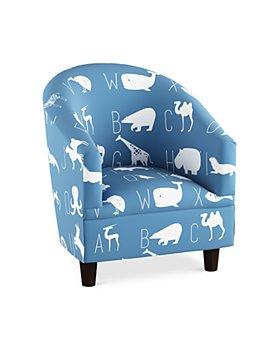 Sparrow & Wren - Poppy Kids Tub Chair - 100% Exclusive