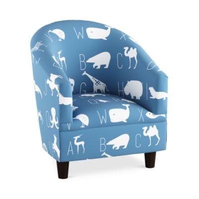 Sparrow U0026 Wren   Poppy Kids Tub Chair   100% Exclusive