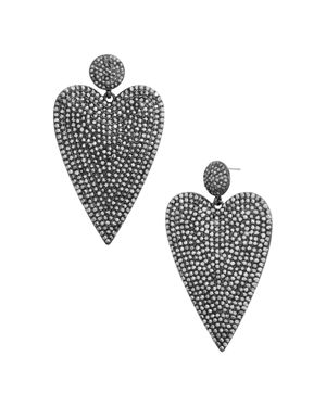 Baublebar Harmony Heart Drop Earrings