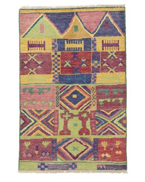Solo Rugs Marrakesh Area Rug, 5' 10 X 4' 0