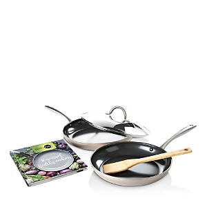 GreenPan Limited Edition 10th Anniversary 5-Piece Ceramic Nonstick Cookware Set
