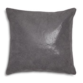 """Donna Karan - Moonscape Decorative Pillow, 16"""" x 16"""""""