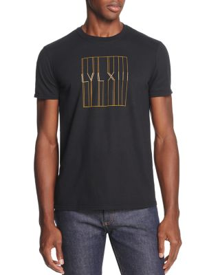 LVL XIII Graphic Logo Crewneck Short Sleeve Tee - 100% Exclusive in Black