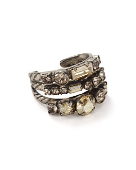 Sorrelli - Triple Threat Ring - 100% Exclusive
