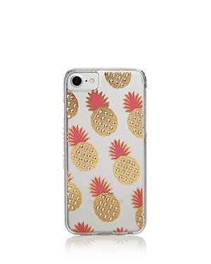 Skinnydip London Pink Pineapple iPhone 6/7 Case