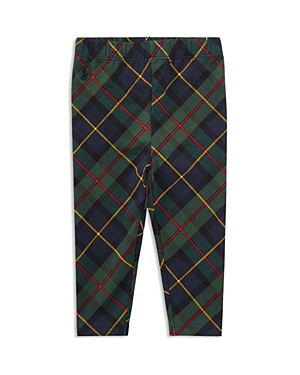 Ralph Lauren Childrenswear Girls Plaid Leggings  Baby