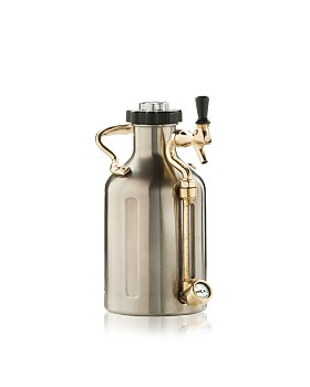 GrowlerWerks - Silver 64 oz. uKeg