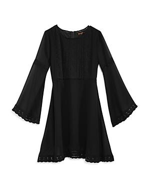 Ella Moss Girls BellSleeved Lace Dress  Big Kid