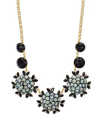 kate spade new york - Be Bold Statement Necklace, 15""