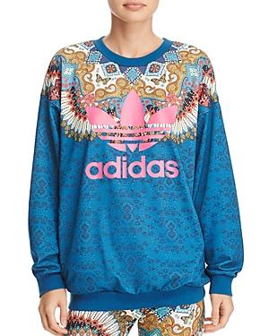 adidas Originals Borbomix Logo Sweatshirt at Bloomingdale's
