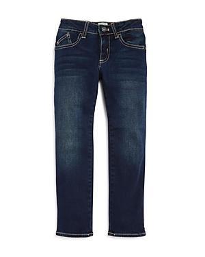 Armani Junior Boys' Straight-Leg Jeans - Big Kid