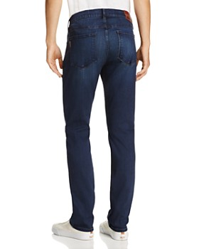 PAIGE - Federal Slim Fit Jeans in Walsh