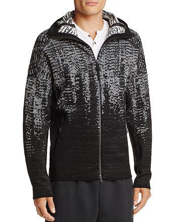 8e8ce6c3483a0e adidas Originals - Z.N.E. Pulse Knit Hoodie